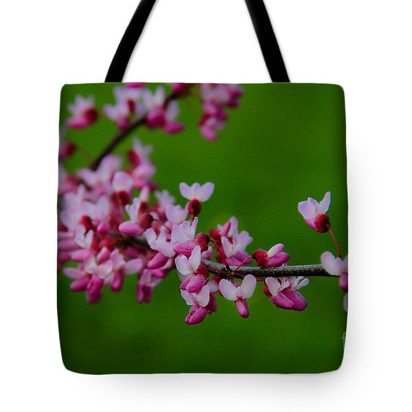 A Branch Of Spring Tote Bag