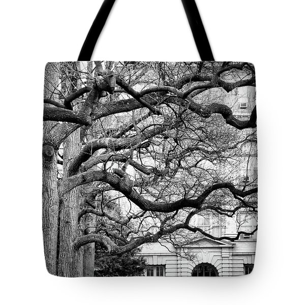 A Branch Salute Tote Bag