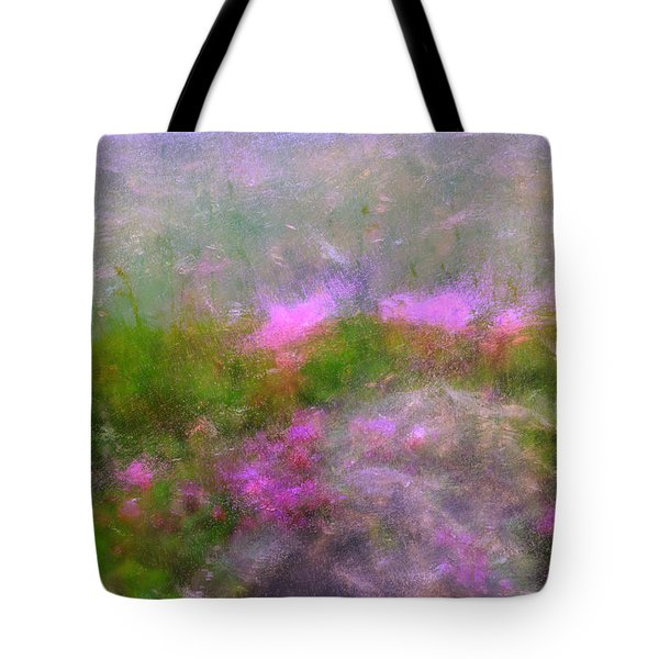 A Breeze In Monet's Garden Tote Bag