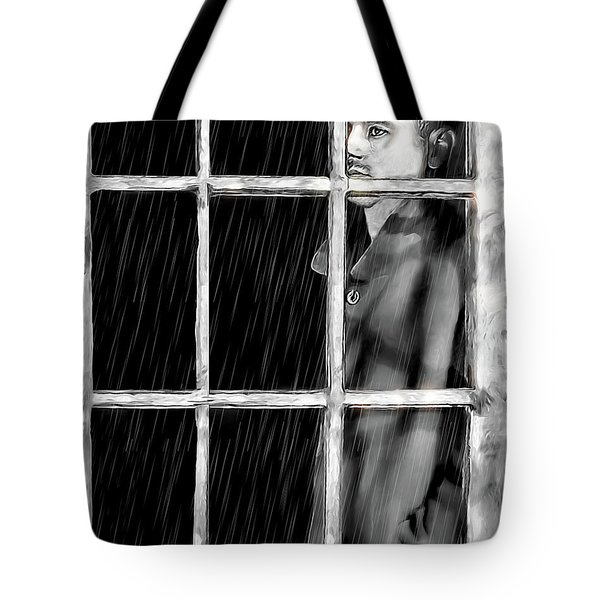 A Broken Heart Tote Bag