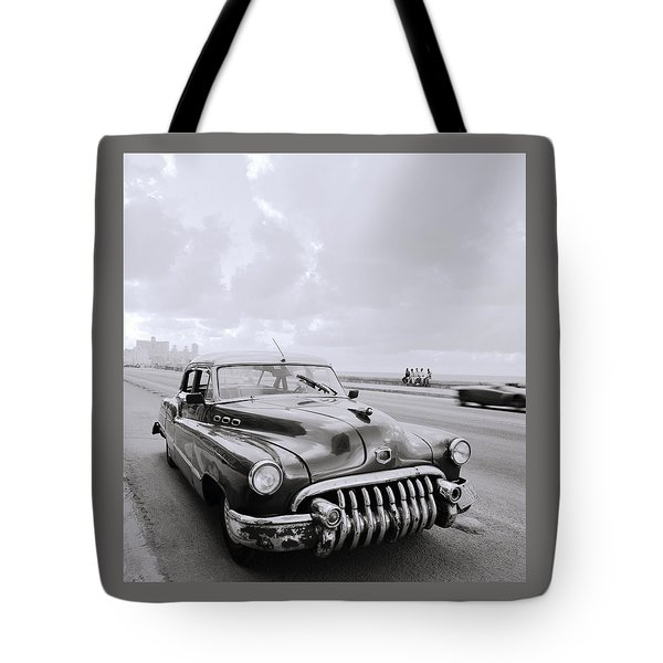 A Buick Car Tote Bag