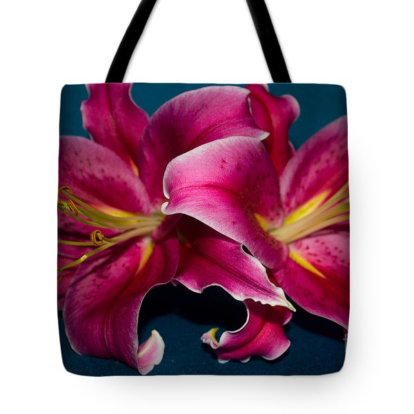 A Bunch Of Beauty Floral Tote Bag