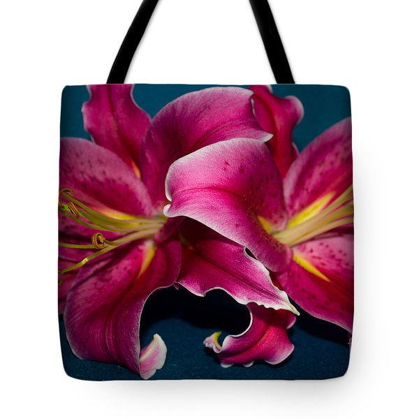 A Bunch Of Beauty Tote Bag by Roberta Byram