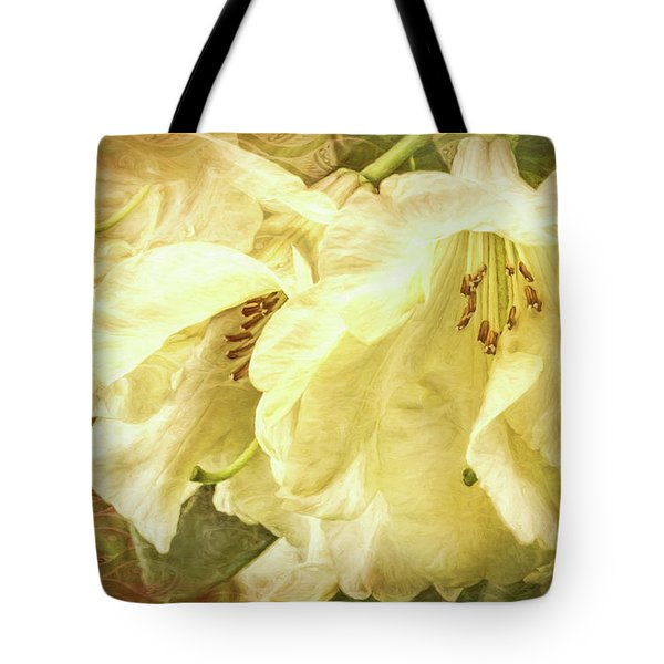 Tote Bag featuring the photograph A Bunch Of Birthday Wishes by Jean OKeeffe Macro Abundance Art