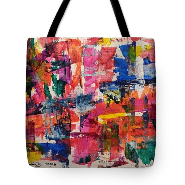A Busy Life Tote Bag
