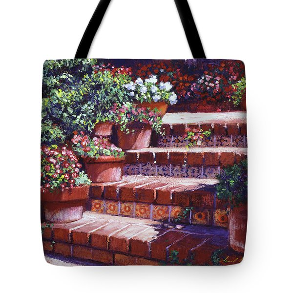 A California Greeting Tote Bag