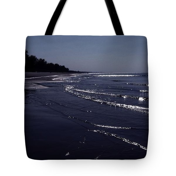 A Calm Evening Tote Bag