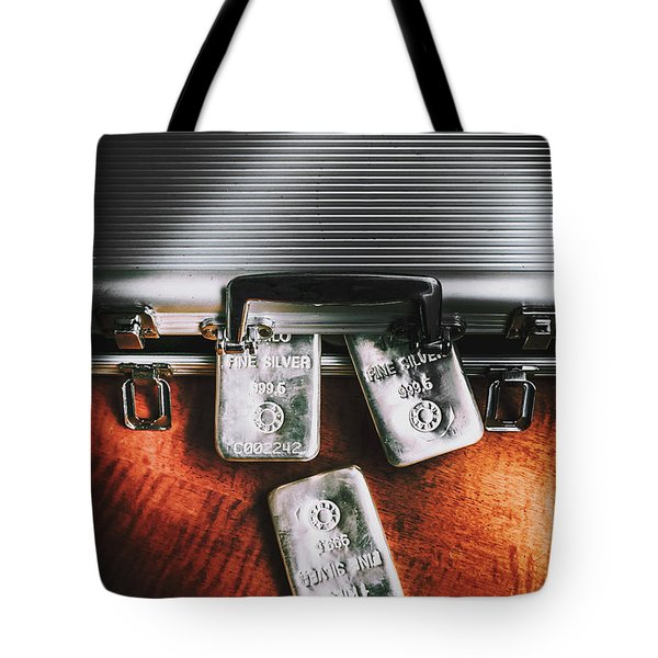 A Case For Precious Metals Tote Bag