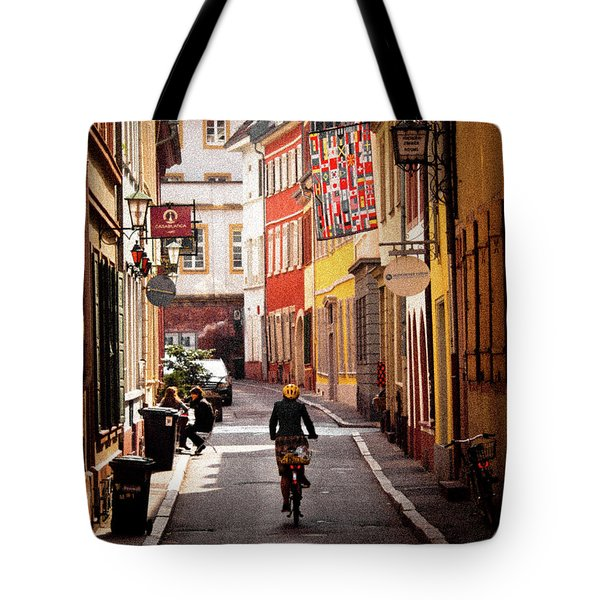 A Casual Tuesday Tote Bag