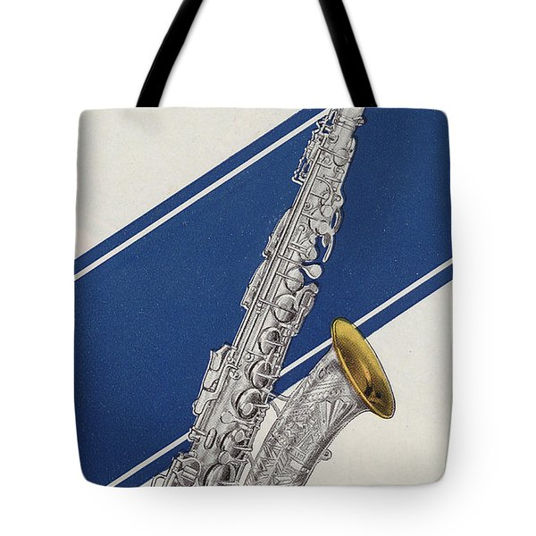 A Charles Gerard Conn Eb Alto Saxophone Tote Bag