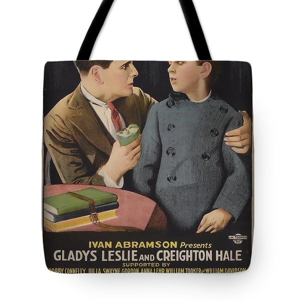A Child For Sale 1920 Tote Bag