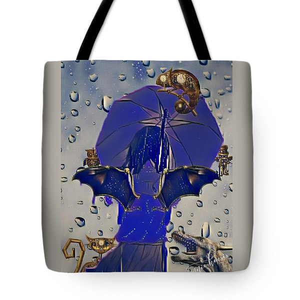 A Child's Invisibles Tote Bag by Vennie Kocsis