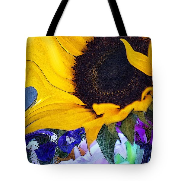 A Childs Mind... Tote Bag