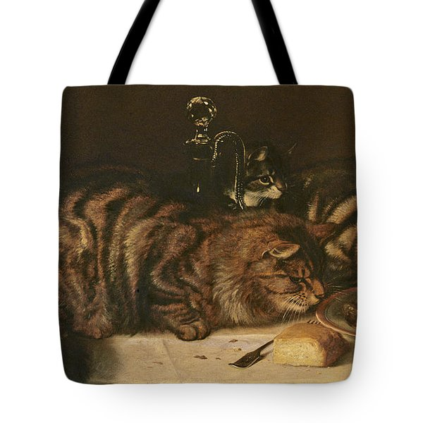 A Chop For One Tote Bag