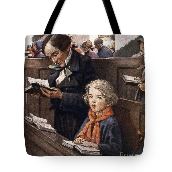 A Christmas Carol Tote Bag by Granger