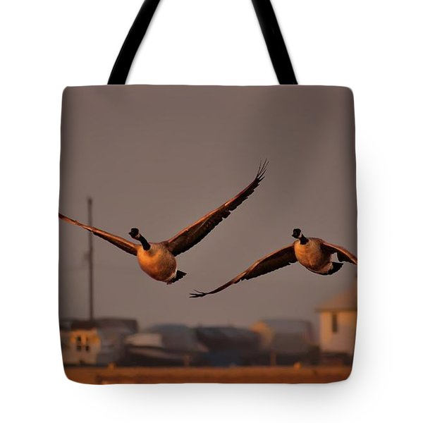 A Cinematic Moment Tote Bag