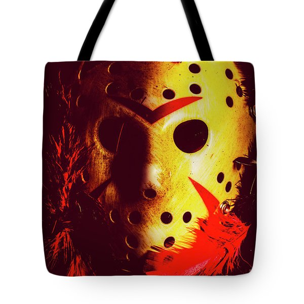 A Cinematic Nightmare Tote Bag