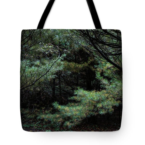A Clearing In The Wild Tote Bag