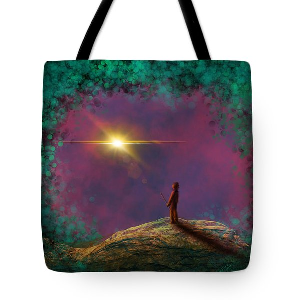 A Clearing Tote Bag