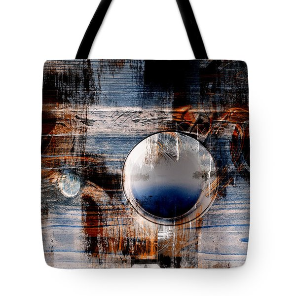 A Cloud Tote Bag