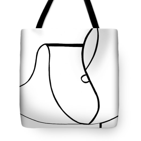 A Cold Run Tote Bag