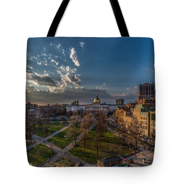 A Common Sunset Tote Bag