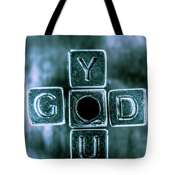 A Connection To All That Is Tote Bag