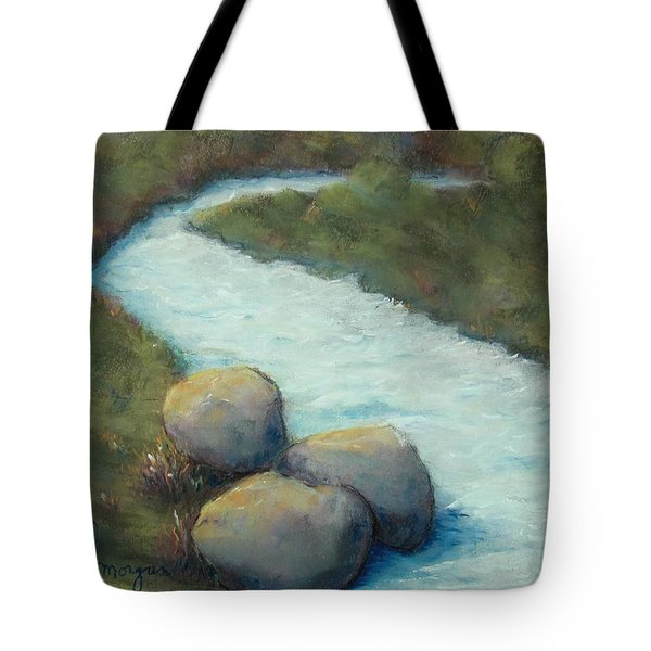 A Cool Dip Tote Bag