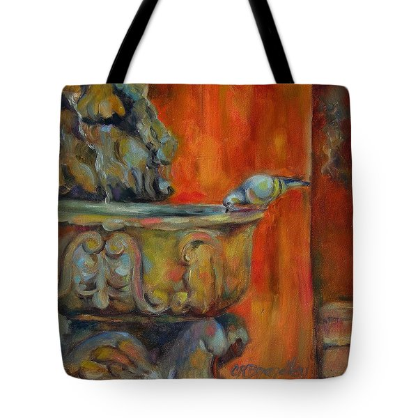 A Cool Drink Tote Bag