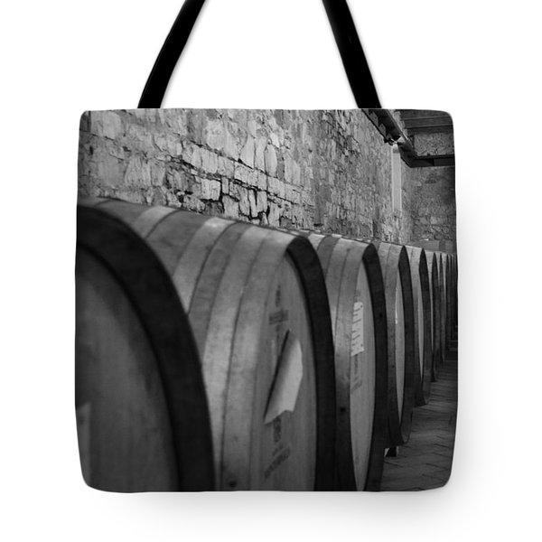 A Cool Dry Cellar Tote Bag