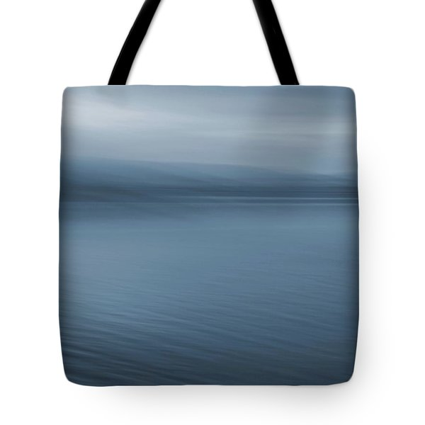 A Cool October Morning Tote Bag