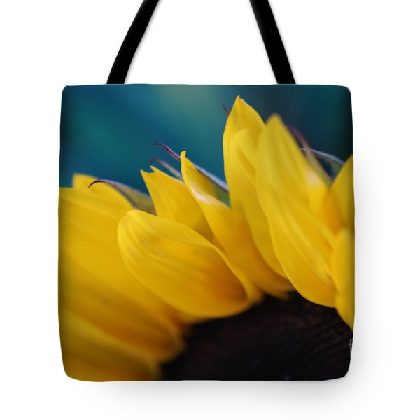 A Cool Sunflower Tote Bag