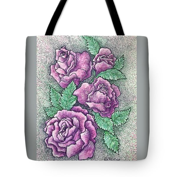 A Corsage For Millie Tote Bag