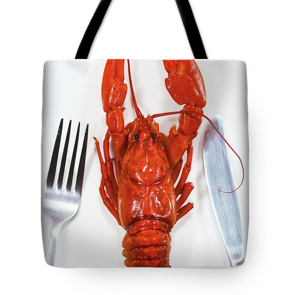 A Crawfish Tote Bag