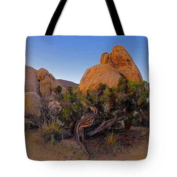 A Crazy Juniper Tote Bag