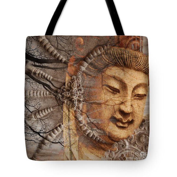A Cry Is Heard Tote Bag