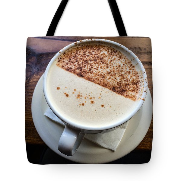 A Cup Of Chai Tote Bag