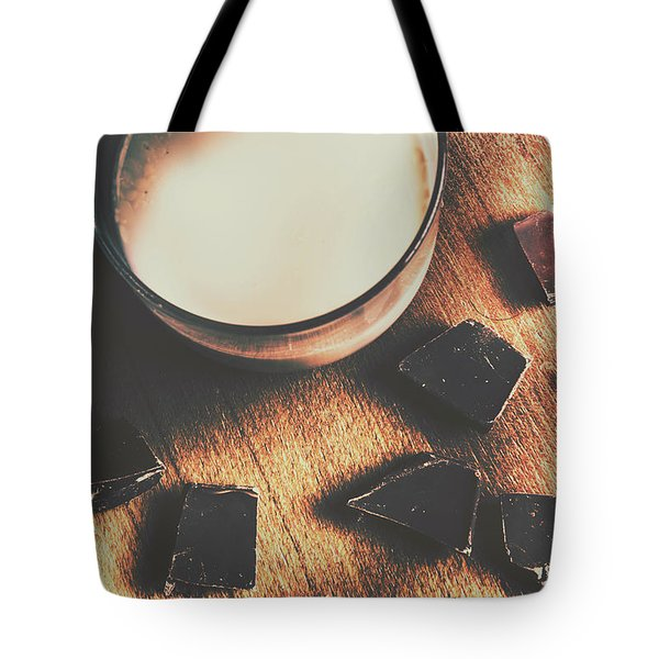 A Dairy Combination Tote Bag