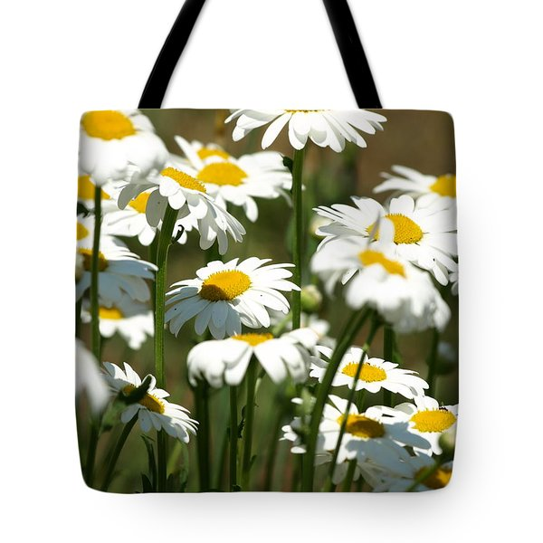 A Daisy A Day Tote Bag