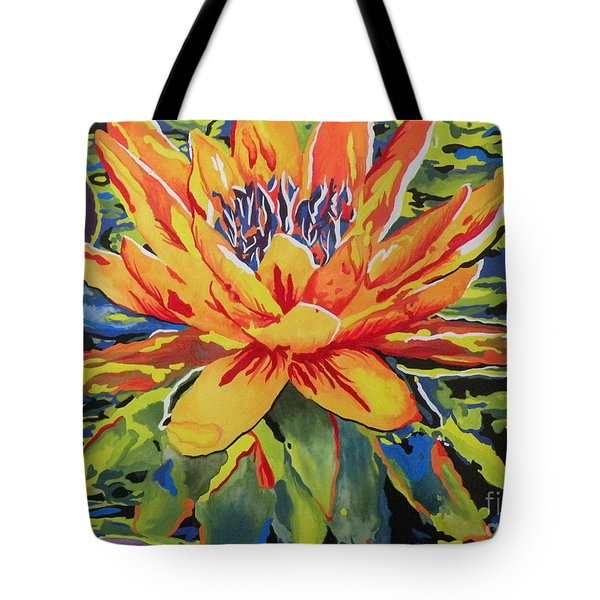 A Dance Tote Bag by Holly York
