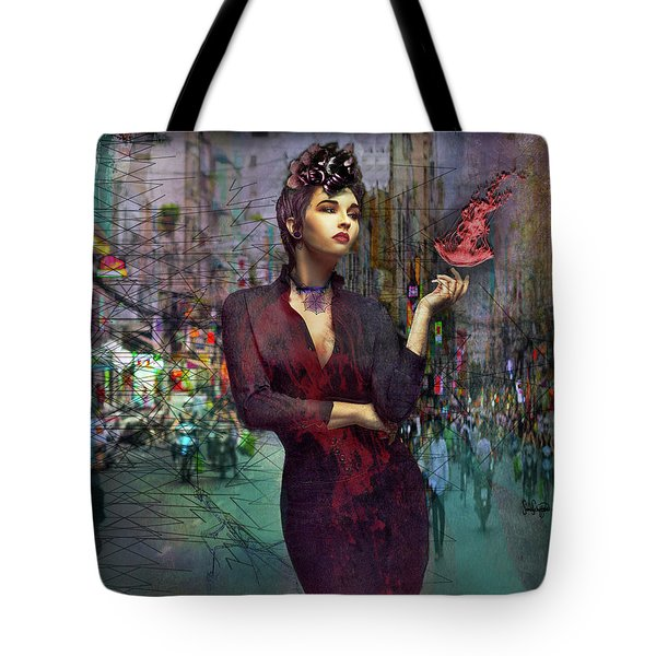 A Dangerous Life Tote Bag