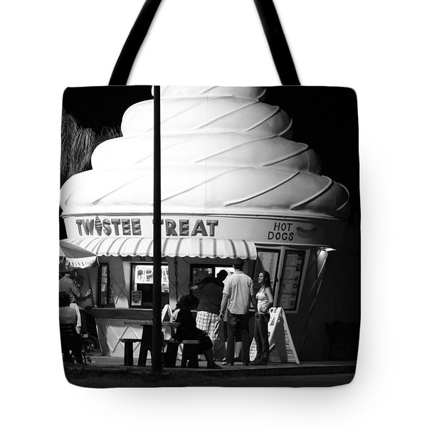 Twistee Treat Tote Bag