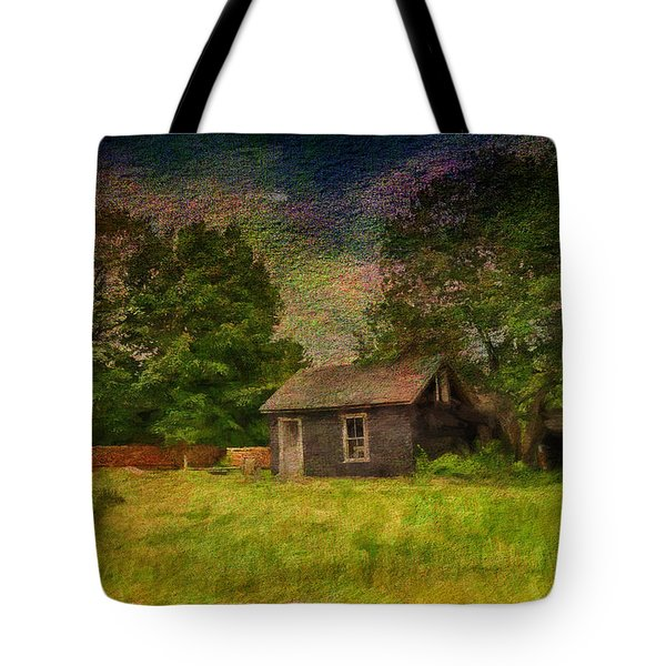 A Day At The Farm Tote Bag