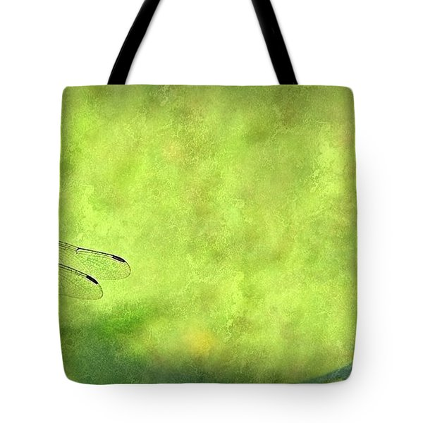 A Day In The Swamp Tote Bag