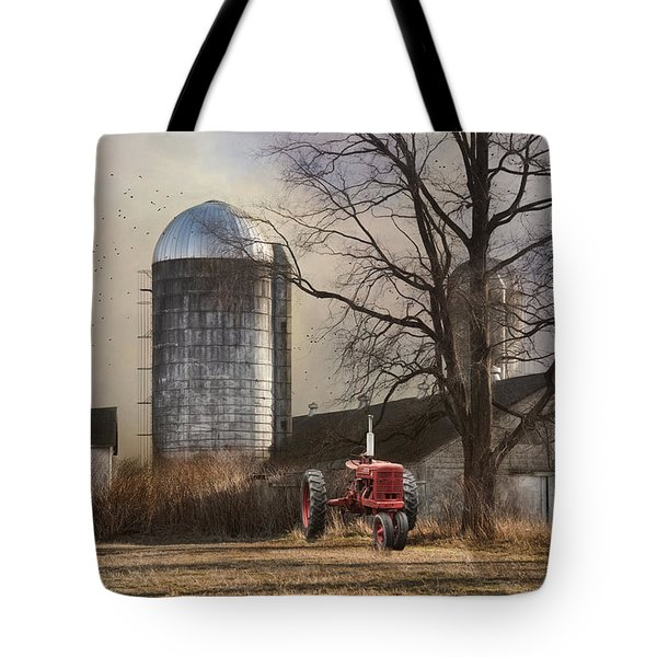 Tote Bag featuring the photograph A Day Off by Robin-Lee Vieira