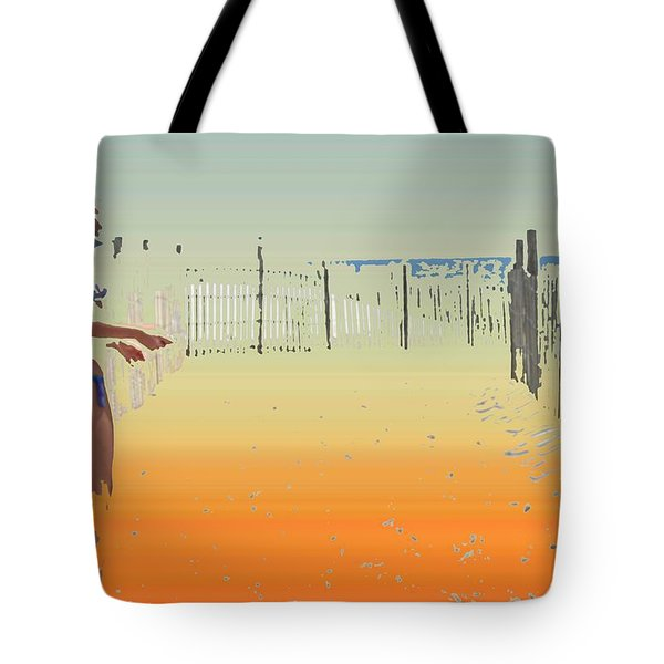 A Day To Enjoy Tote Bag