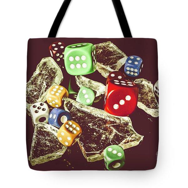 A Dealers Cut Tote Bag