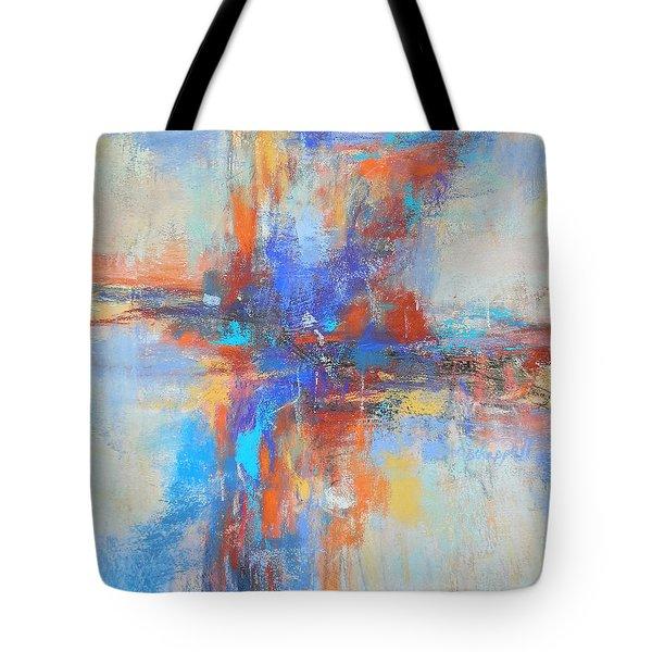 A Deep Breath Tote Bag