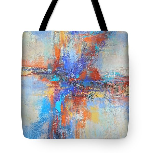 A Deep Breath Tote Bag