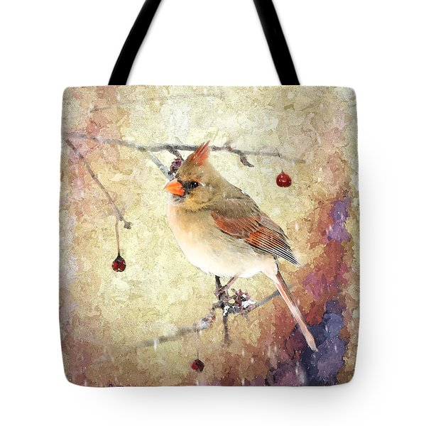 A Delicate Thing Tote Bag